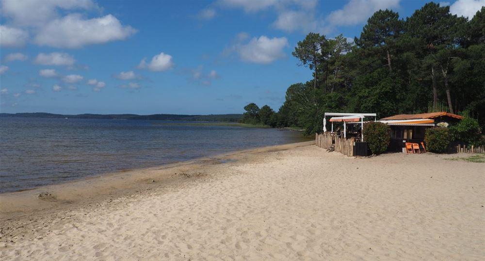 La plage de Laouga