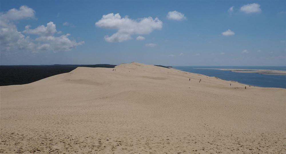 L'immensité de la dune