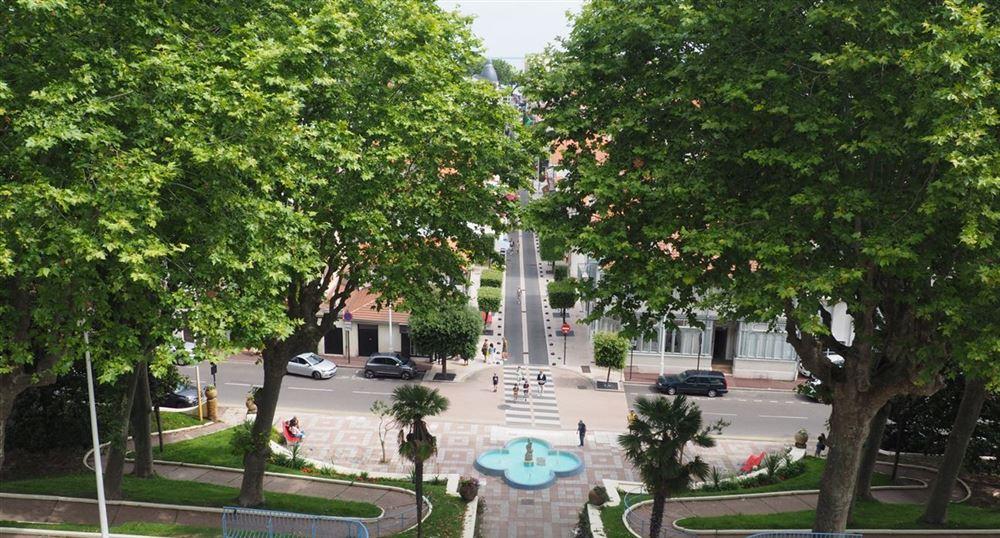 Le parc Mauresque