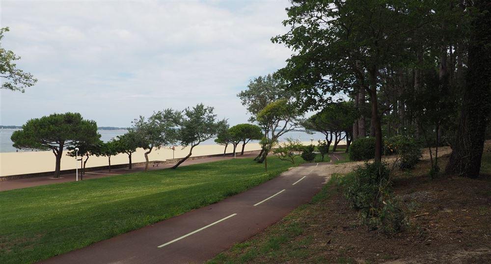 Le parc Pereire