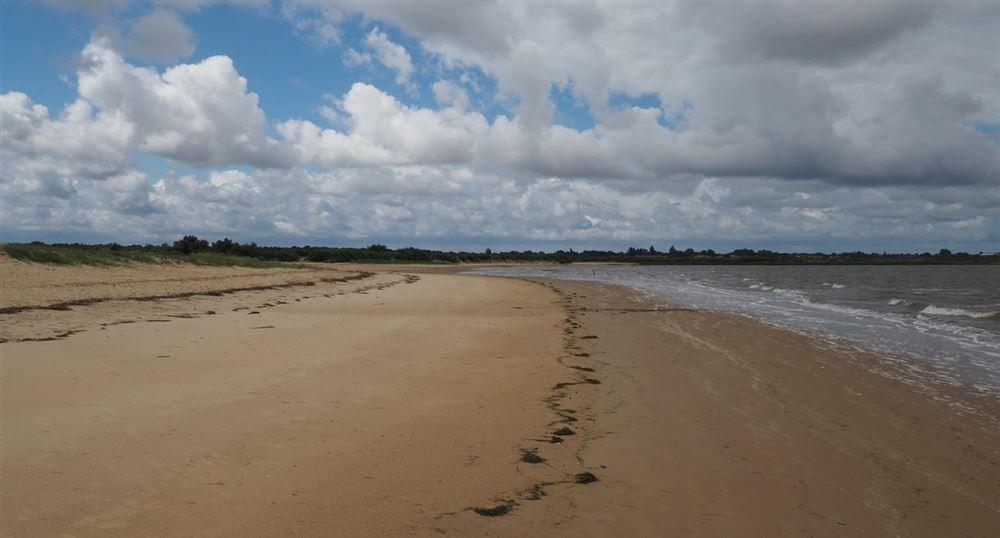 Les plages du delta de l'Eyre