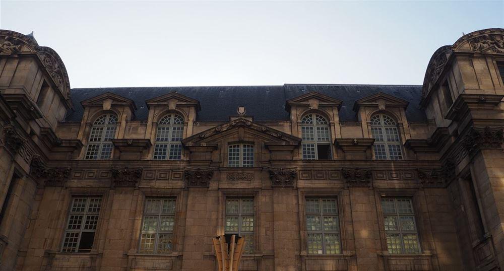 La bibliothèque Historique de la Ville de Paris.