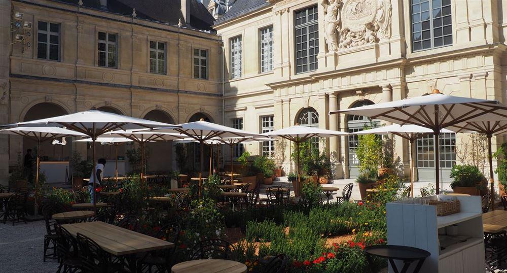 Le restaurant du Musée Carnavalet