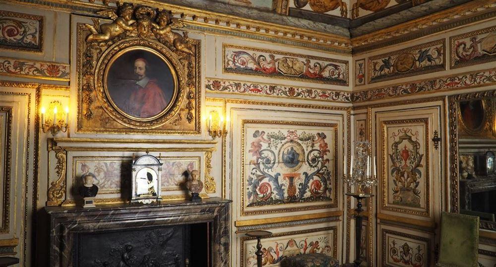 Cabinet de l'hôtel Colbert de Villacerf