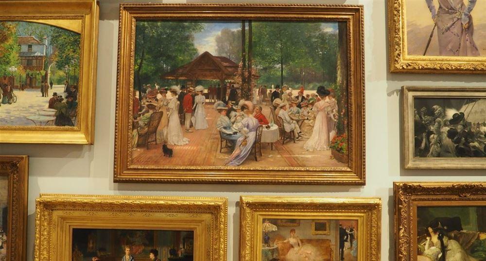 Peintres de la Belle Époque