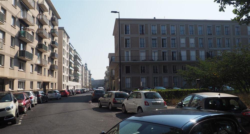 Une rue du Havre